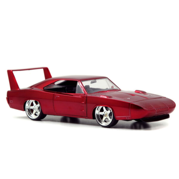 1:24 Jada Hollywood Rides - Fast and Furious - 1968 Dodge Charger Daytona