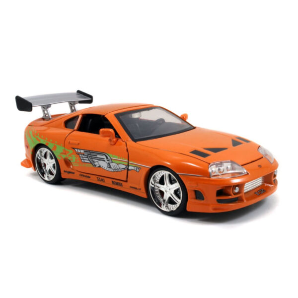 1:24 Jada Hollywood Rides - Fast & Furious - 1995 Toyota Supra OR