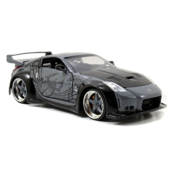 1:24 Jada Hollywood Rides - Fast and Furious - 2003 Nissan 350Z