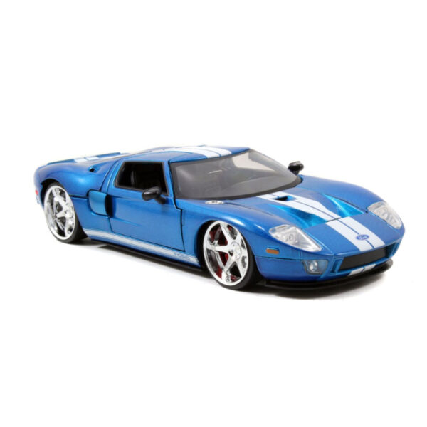 1:24 Jada Hollywood Rides - Fast and Furious - 2005 Ford GT