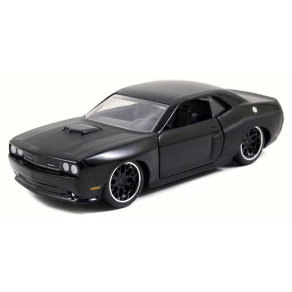 1:32 Jada Hollywood Rides - Fast and Furious - 2012 Dodge Challenger SRT8