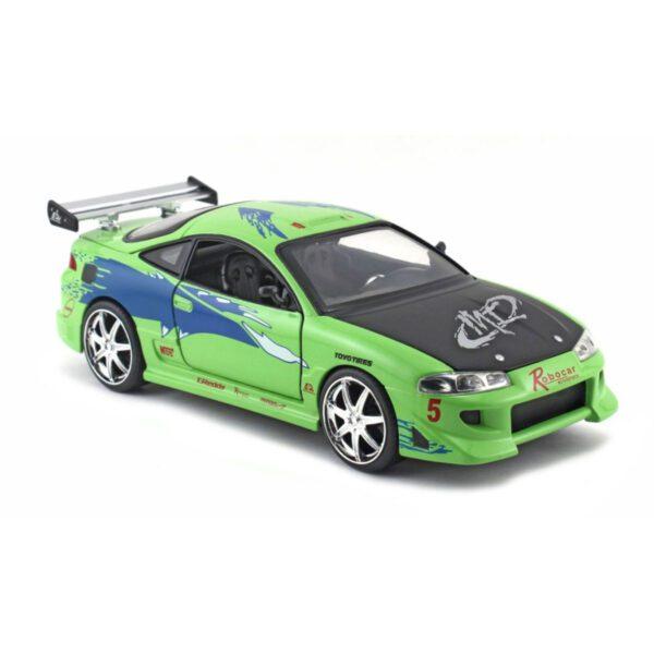 1:24 Jada Hollywood Rides - Fast & Furious - Mitsubishi Eclipse