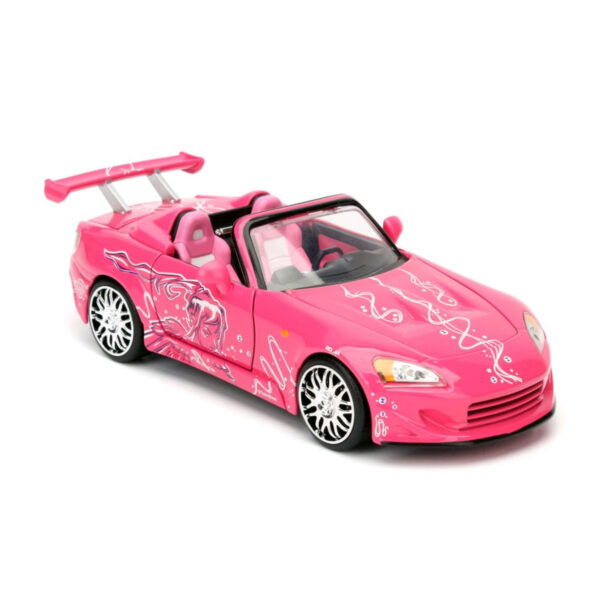 1:24 Jada Hollywood Rides - Suki's 2001 Honda S2000