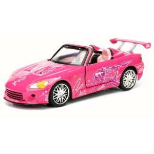 1:32 Jada Hollywood Rides - Fast and Furious - 1995 Honda S2000