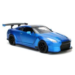 1:24 Jada Hollywood Rides - Fast and Furious 8 - 2009 Nissan GT-R Ben Sopra