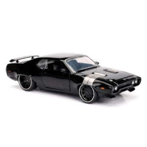 1:24 Jada Hollywood Rides - Fast and Furious 8 - Dom's 1972 Plymouth GT