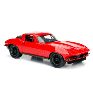 1:24 Jada Hollywood Rides - Fast and Furious 8 - 1966 Chevy Corvette
