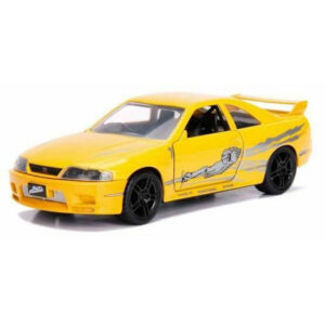 1:32 Jada Hollywood Rides - Fast and Furious - 1995 Nissan Skyline GTR R33