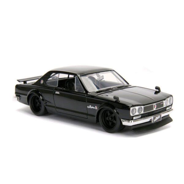 1:24 Jada Hollywood Rides - Fast and Furious - Nissan Skyline 2000 GT-R