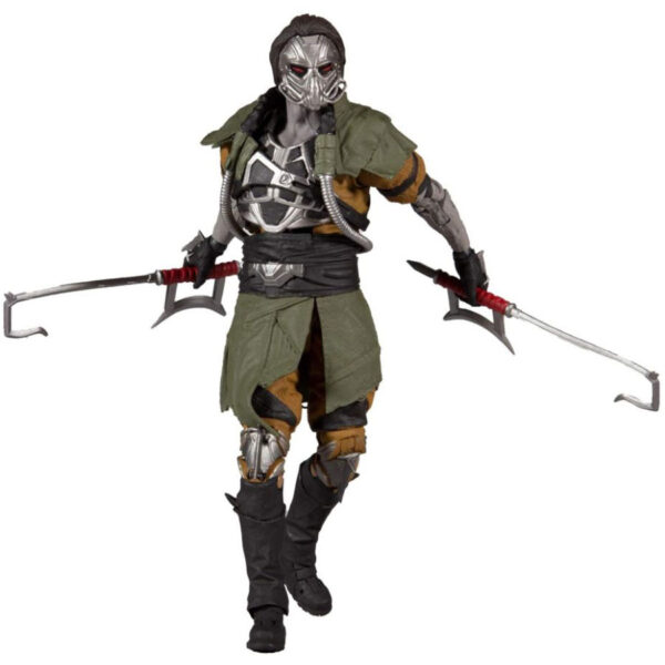 "Mortal Kombat 11 - Kabal 7"" Scale Action Figure"