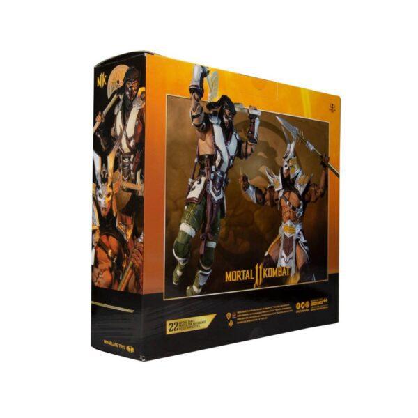 "Mortal Kombat 11 - Sub-Zero vs. Shao Khan 7"" Scale Action Figure 2-Pack"