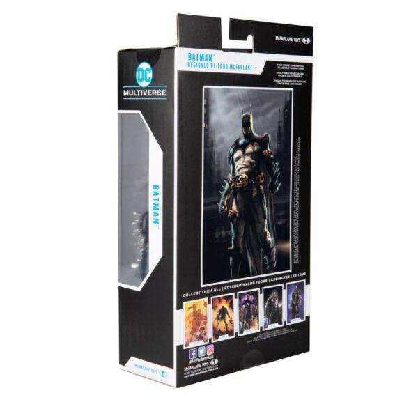 "DC Multiverse - Batman by Todd McFarlane 7"" Scale Action Figure"