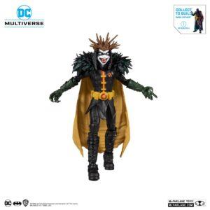 "DC Multiverse - Dark Knights: Death Metal - Robin King 7"" Scale Action Figure"
