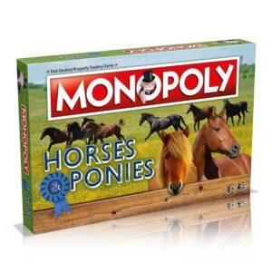 Monopoly - Horses & Ponies Edition