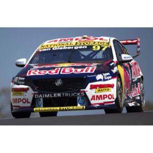 1:12 2021 Holden ZB Commodore - Red Bull Ampol Racing - Winner, Race 1 - #97 Shane van Gisbergen