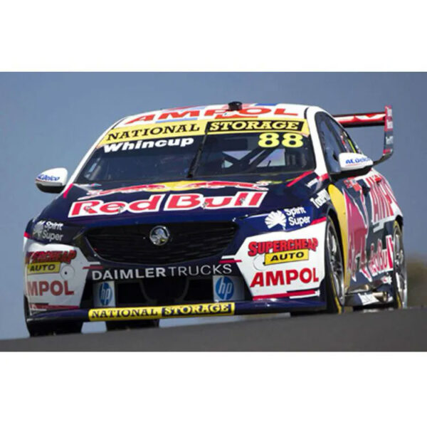1:18 2021 Holden ZB Commodore - Red Bull Ampol Racing - Race 1 - #88 Jamie Whincup