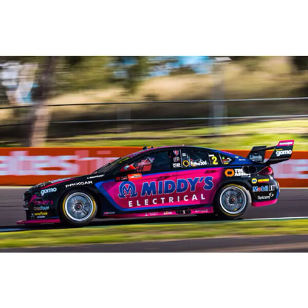1:18 2021 Holden ZB Commodore - Mobil 1 Middy's Racing - Race 1 - #2 Bryce Fullwood