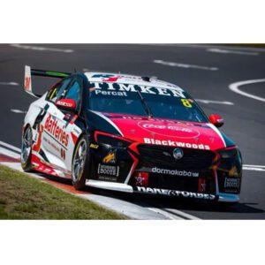 1:18 2021 Holden ZB Commodore - Brad Jones Racing - Race 1 - #8 Nick Percat