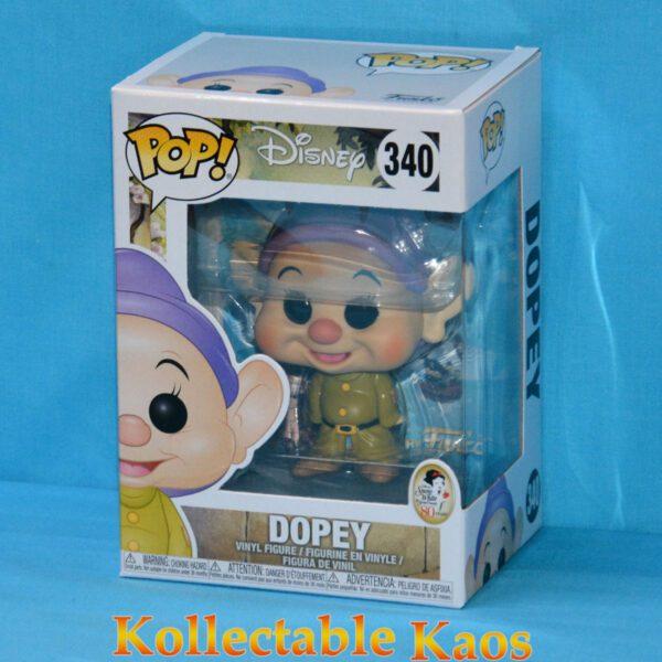 Snow White and the Seven Dwarfs - Dopey Pop! Vinyl Figure
