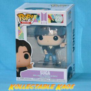 BTS - SUGA Pop! Vinyl Figure