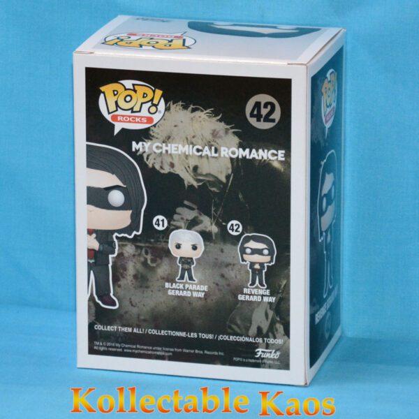 My Chemical Romance - Gerard Way Revenge Pop! Vinyl Figure