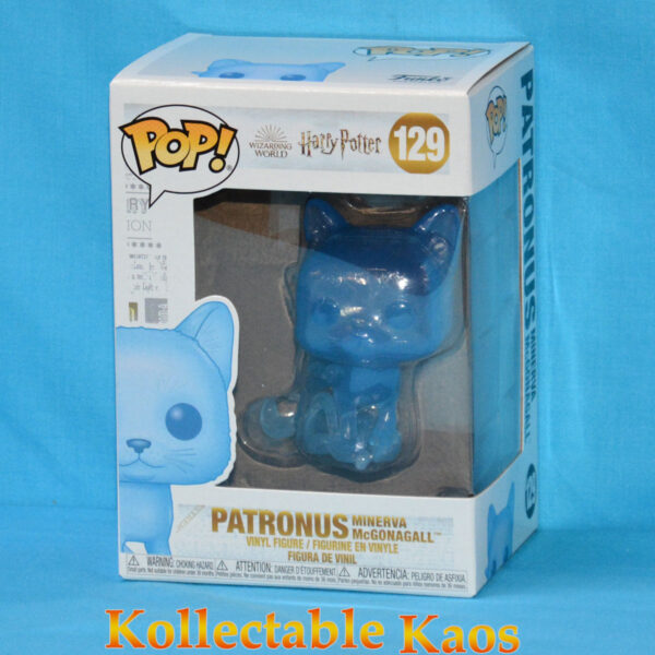 Harry Potter - Minerva McGonagall Patronus Pop! Vinyl Figure