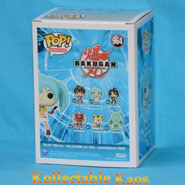 Bakugan - Runo Misaki Pop! Vinyl Figure
