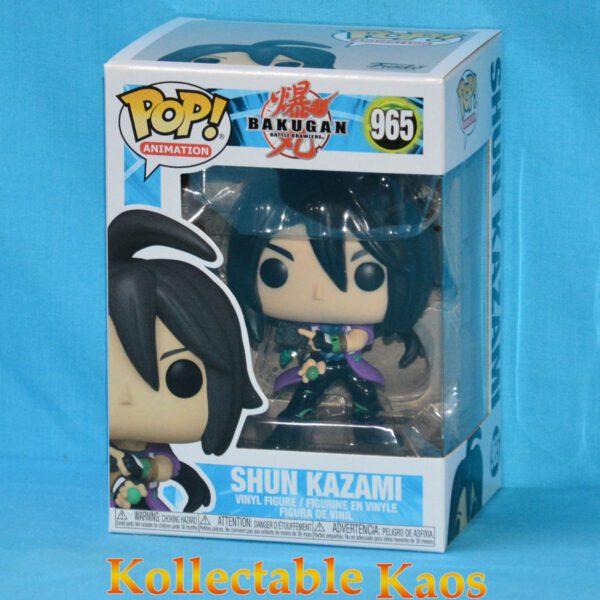 Bakugan - Shun Kazami Pop! Vinyl Figure
