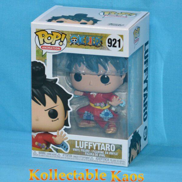 One Piece - Luffy in Kimono Pop! Vinyl Figure