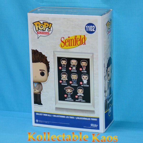 Seinfeld - The Kramer TV Moments Pop! Vinyl Figure
