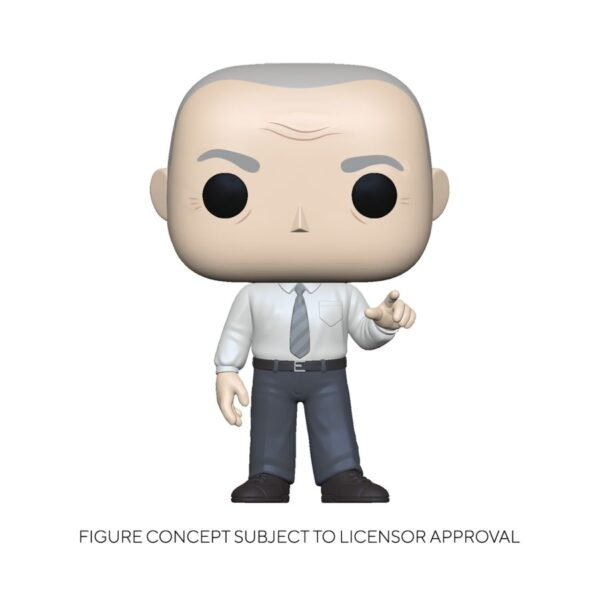 The Office - Creed Bratton Pointing Finger Pop! Vinyl Figure