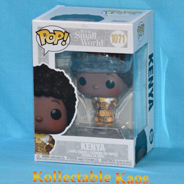 Disney - It's A Small World Kenya Pop! Vinyl Figure