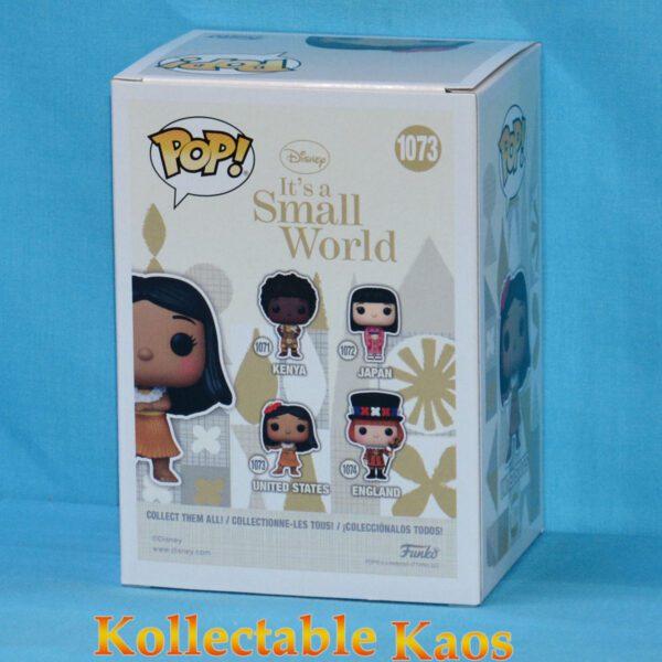 Disney - It's A Small World USA Pop! Vinyl Figure