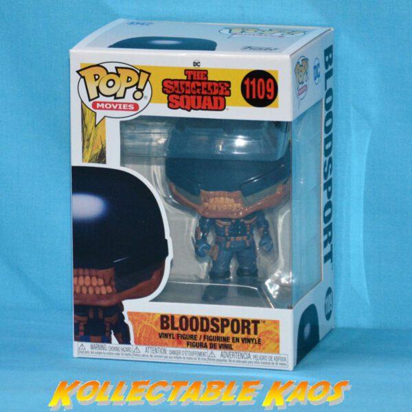 The Suicide Squad (2021) - Bloodsport Pop! Vinyl Figure
