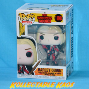 The Suicide Squad (2021) - Harley Quinn Bodysuit Pop! Vinyl Figure