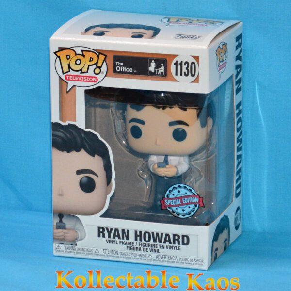 The Office - Ryan Howard White Shirt Pop! Vinyl Figure