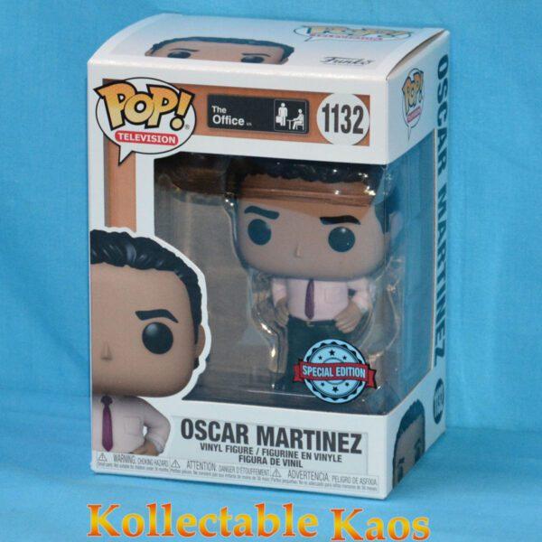 The Office - Oscar Martinez Pop! Vinyl Figure