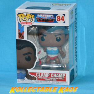 Masters of the Universe - Clamp Champ Pop! Vinyl Figure #84