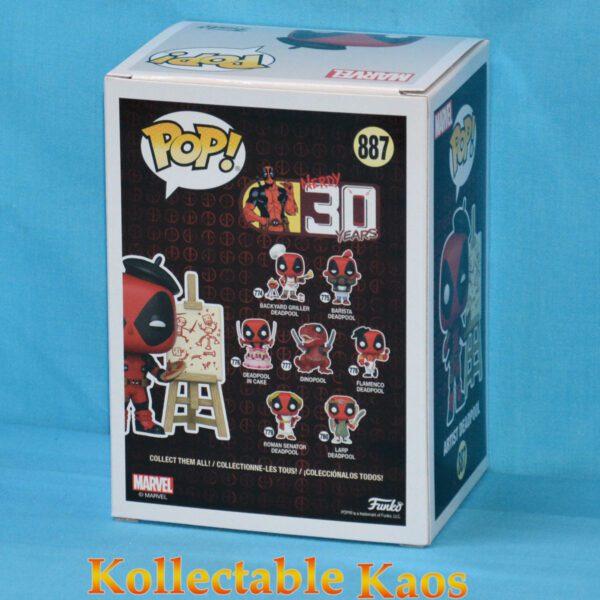 Deadpool - Deadpool Artist Pop! Vinyl Figure