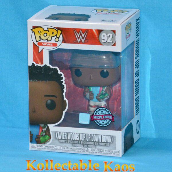 WWE - Xavier Woods Up Up Down Down Pop! Vinyl Figure