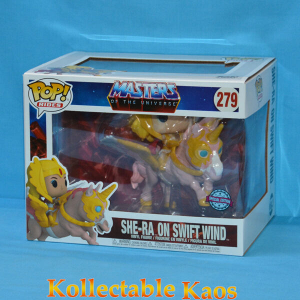 Masters of the Universe - She-Ra on Swift Wind Pop! Vinyl Ride