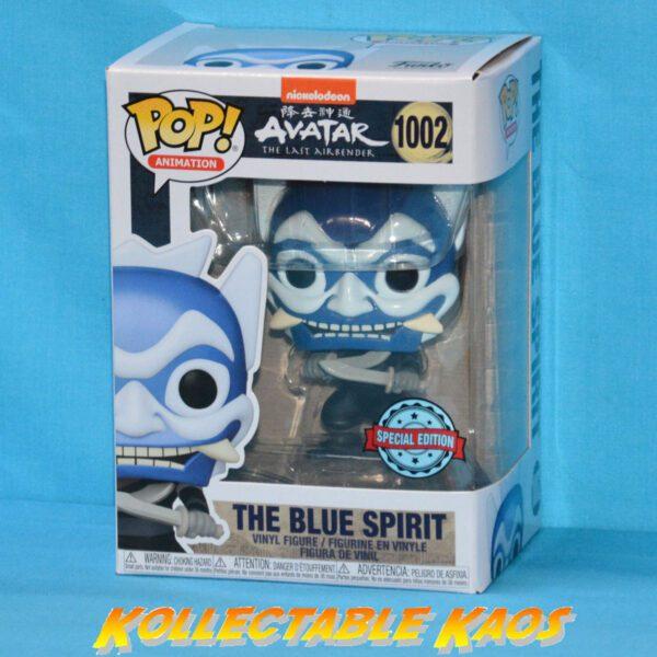 Avatar The Last Airbender - Zuko Blue Spirit Pop! Vinyl Figure