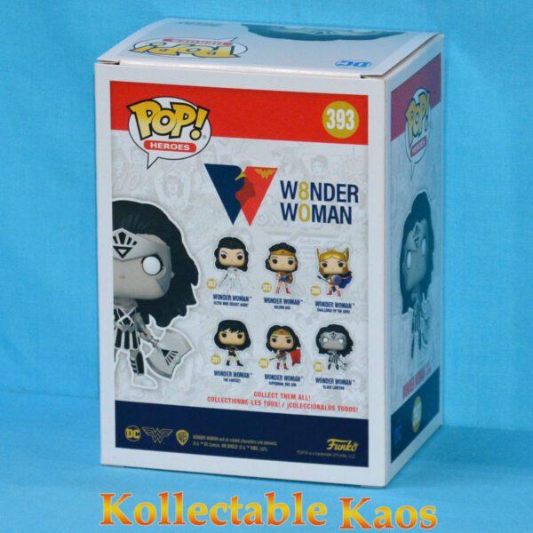 Wonder Woman - Wonder Woman Black Lantern Glow in the Dark 80th Anniversary Pop! Vinyl Figure