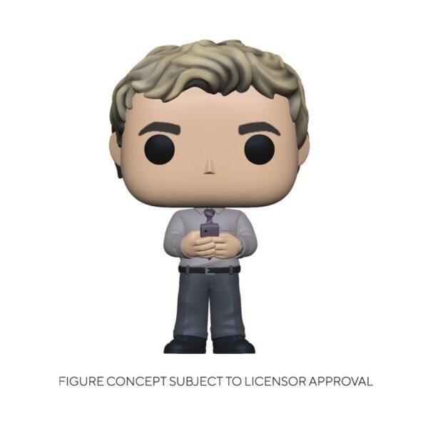 The Office - Ryan Howard Blonde Pop! Vinyl Figure