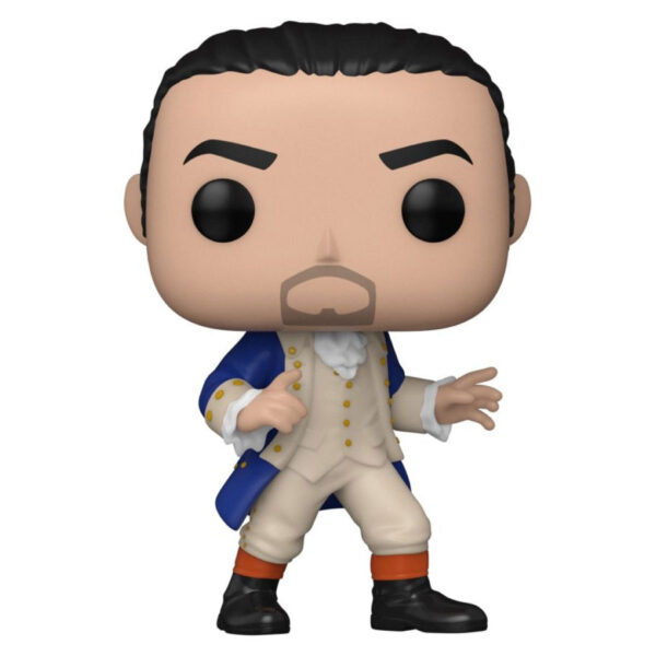 Hamilton - Alexander Hamilton in Blue Coat Pop! Vinyl Figure