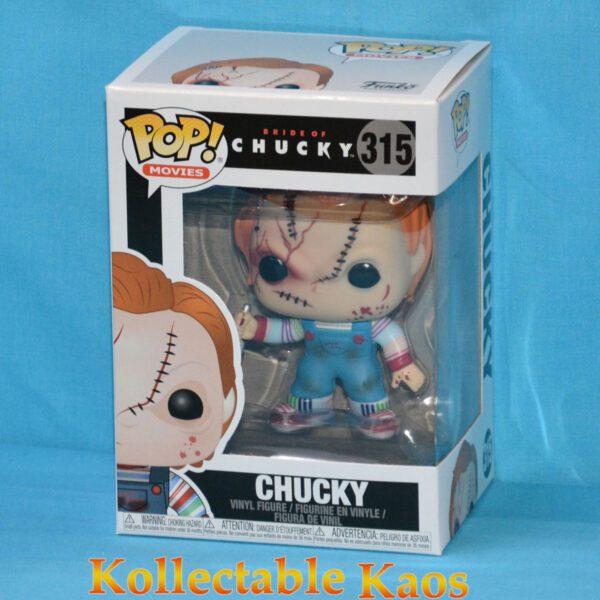 Bride of Chucky - Scarred Chucky Pop! Vinyl Figure
