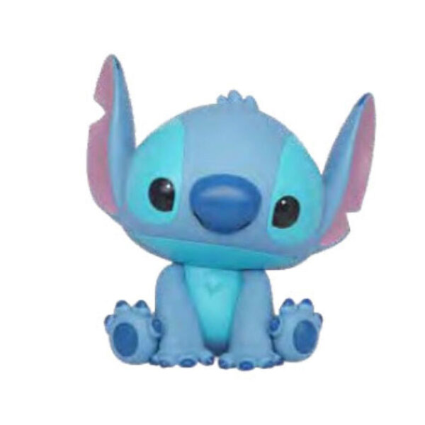 Lilo & Stitch - Stitch Figural PVC Bank