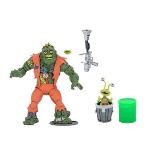 "Teenage Mutant Ninja Turtles - Muckman and Joe Eyeball Ultimate 7"" Action Figure"