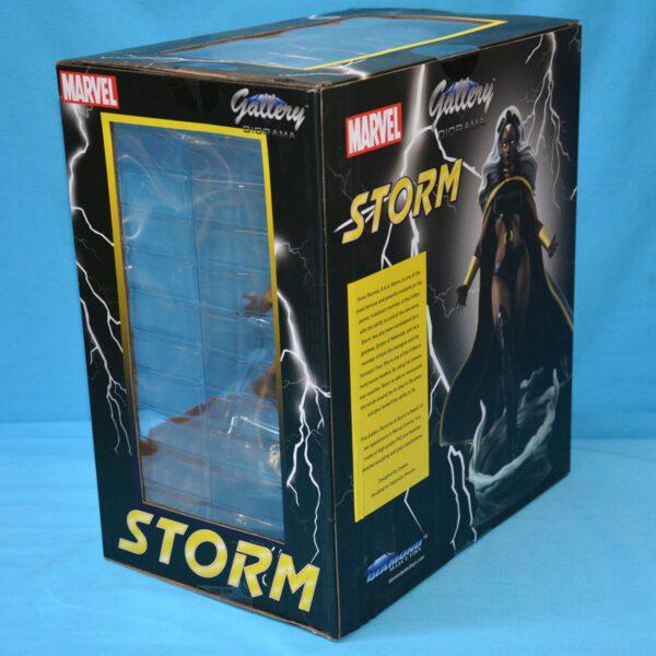 """DSTNOV201955 X Men Storm Gallery PVC Statue 5 600x600 - X-Men - Storm 28cm(11"""") Marvel Gallery PVC Statue - Damaged box"""