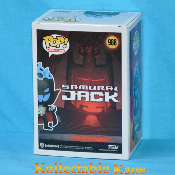 2021 FunKon - Samurai Jack - Demongo Pop! Vinyl Figure
